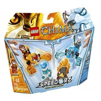 LEGO Chima 70156 Fire vs Ice Building Toy