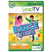 LeapFrog LeapTV Dance and Learn Educational Active Video Game