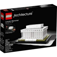 LEGO Architecture Lincoln Memorial - 21022