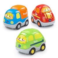 VTech Go Smart Wheels Everyday Vehicles 3-Pack