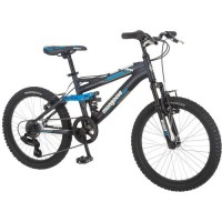 20 Mongoose Ledge 21 Boys' Mountain Bike