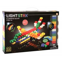 Light Stax Junior Classic Illuminated Blocks Mega Set 102 Pieces