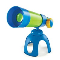 Learning Resources Big View Telescope Science Exploration Ages 3+ - Frustration-Free Packaging