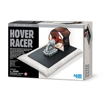 4M Hover Racer Science Kit DIY Mechanical Engineering Airboat - STEM Toys Educational Gift for Kids & Teens Girls Boys