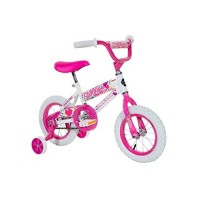 Magna Girls 12 Sweet Heart Bike Small White/Pink