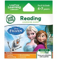 LeapFrog Disney Frozen Learning Game for LeapPad Platinum Ultra LeapPad2 LeapPad3