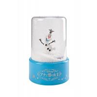 Animewild Disney Frozen Dancing Glowing Olaf Snowglobe