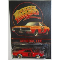 '69 CHARGER Hot Wheels 2015 CUSTOM GENERAL LEE Dukes of Hazzard Series Code-3 Exclusive