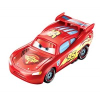 Disney Pixar Cars Color Changers Lightning McQueen Vehicle