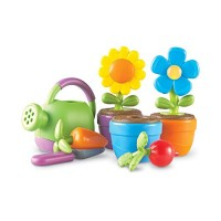 Learning Resources New Sprouts Grow It! Toddler Gardening Set Outdoor Toys Pretend Play 9