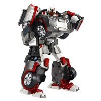 Tobot Youngtoys Evolution x Shield-On Transforming Robot Car to Animation Character