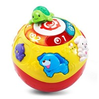 VTech Wiggle and Crawl BallMulticolor