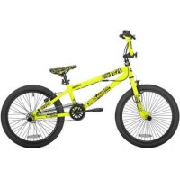 Thruster 20 Chaos Boys BMX Bike Sturdy Gusseted Steel Frame and Fork