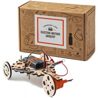 Tinkering Labs Electric Motors Catalyst Robotics Stem Kit for Kids Age 8-12