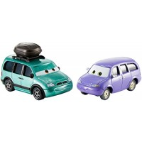 Disney Pixar Cars 3: Minny & Van Die-cast Vehicle 2-Pack