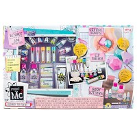 Project Mc2 Ultimate Spa Studio Stem Science Cosmetic Kit by Horizon Group USA Make Your Own Crystal Soaps5 DIY Lip Balms & Fragrant Body Lotions Choose Between 6 Scents More Multicolored