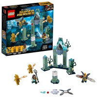 LEGO LEGO battle of Super Heroes Atlantis 76085