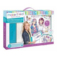 Project Runway Fashion Design Light Box Set Educational Toys Planet