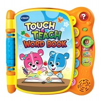 VTech Touch & Teach Word Book Frustration Free Packaging