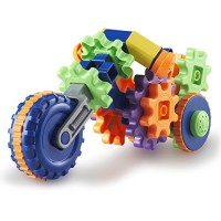 Learning Resources Gears Cycle Gears Construction Gear Toy 30 Pieces Ages 4+