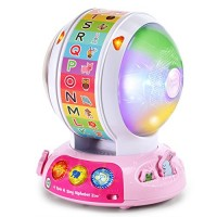 Leapfrog Spin and Sing Alphabet Zoo Pink Amazon Exclusive