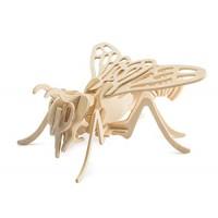 Hands Craft JP206 DIY 3D Wooden Puzzles (Bee)
