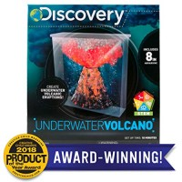 Discovery Under Water Volcano Eruption by Horizon Group Usa Perform Stem Science Fair Experiments with Bubbly Fizzy Lava Eruptions Model 765940739068