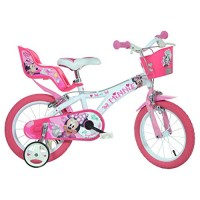 Dino Bikes 616-NN Mouse Minnie Bicycle 16-Inch