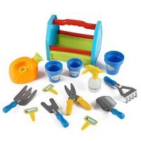 AZ Trading & Import PS391 Garden Tools Toy Set