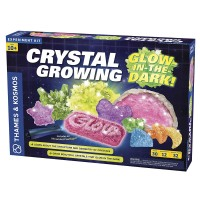 Crystal Growing Glow in the Dark Science Kit