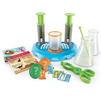 Learning Resources Beaker Creatures Liquid Reactor Super Lab Homeschool STEM Science Exploration Toy Ages 5+