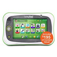 LeapFrog LeapPad Ultimate Ready for School Tablet Frustration Free Packaging Green