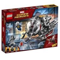 LEGO Marvel Ant-Man Quantum Realm Explorers 76109 Building Set 200 Piece