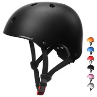 KORIMEFA Kids/Teen/Adult Bike Helmet Toddler Helmet Adjustable Kids Helmet CPSC Certified Multi-Sport Safety Cycling