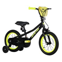 JOYSTAR 16 Inch Kids Bike with Training Wheels for 4 5 6 Years Old