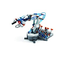 Elenco Teach Tech Hydrobot Arm Kit Hydraulic STEM Building Toy for Kids 10+