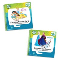 LeapFrog LeapStart 2 Book Combo Pack Shine with Vocabulary and Celebrate The Seasons