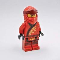 IQ Lego Ninjago Legacy Kai LED Torch Flashlight - 5 inch Tall Figure