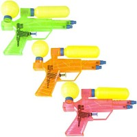 Double Barrel Water Guns - Swimming Pool Fun - Multicolor Squirt Toy - 5