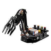 SunFounder Robotic Arm Edge Kit for Arduino R3 - an Robot to Learn STEM Education 101 Pieces