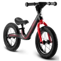 Chipmunk 12 inch Lightweight Magnesium Sport Balance Bike Black/Red