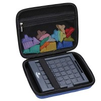 Aproca Hard Storage Carrying Case for ThinkFun Rush Hour Traffic Jam Logic Game and STEM Toy