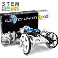 Science STEM Kit For Girls And Boys Great Car Toy Project Kids Building 8 9 10 11 12 Years Old Build Play 4WD Climber Vehicle DIY Assembly Circuit