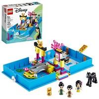 LEGO Disney Mulans Storybook Adventures 43174 Creative Building Kit New 2020 124 Pieces