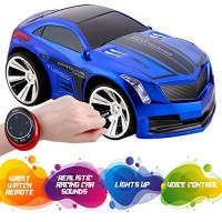 Remote Control Car with Voice Activation - Hand and Voice Activated Wrist RC Smart