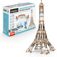 STEM Architecture Set Eiffel Tower and Sydney Bridge