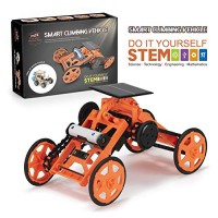 Best Smart Climbing Vehicle Kids Science kit Includes Two Outstanding Model Cars Kits to Build Engaging Girl and boy Toys Unique Engineering Toy stem Activities for Boys & Girls
