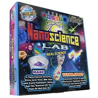 WILD Science Nanoscience Lab - Kits for Kids Amazing STEM Experiments with Tiny Particles Easy to Follow Activities Real World Applications