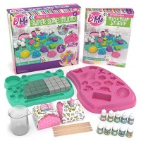 DIY Soap Making Craft Kit for Girls & Boys - Make Your Own Lab Custom Reusable Mold Multi-Color Scents Gift Tween Kids Science Kits Fun Educational Activity Ages 6+