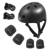 LBLA Helmet and Pads for Kids 3-8 Years Toddler HelmetKids Bike Skateboard HelmetHelmet Knee